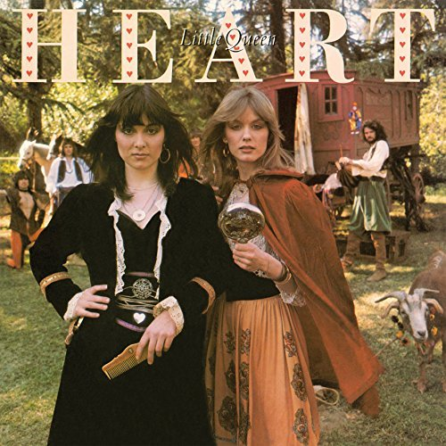 Heart Little Queen Import Eu