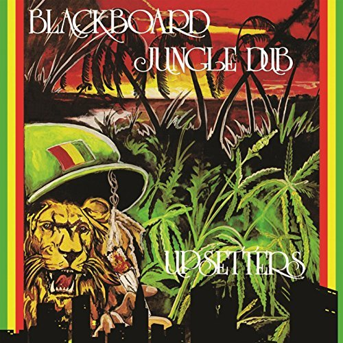 Lee Perry Blackboard Jungle Dub Lp