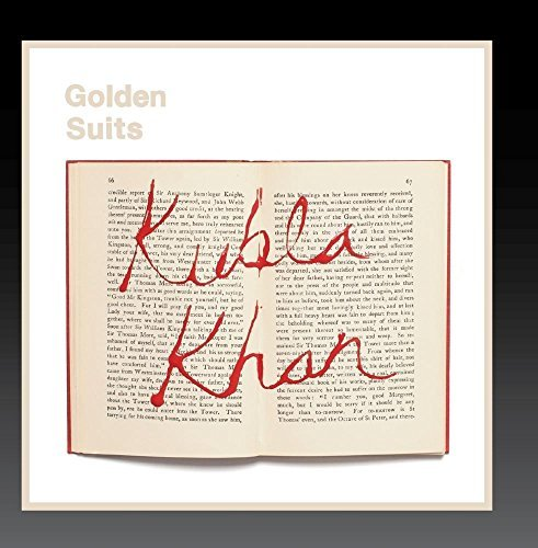 Golden Suits Kubla Khan