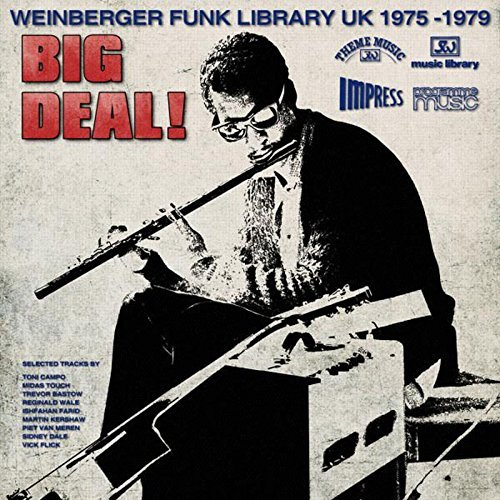 Various Artist Big Deal Weinberger Funk Libra