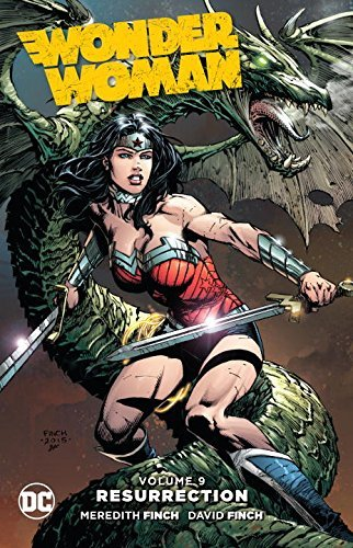 Meredith Finch Wonder Woman Volume 9 Resurrection