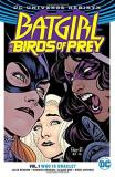 Shawna Benson Batgirl And The Birds Of Prey Vol. 1 Who Is Oracle? (rebirth)