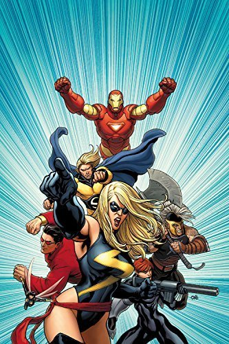 Brian Michael Bendis Mighty Avengers The Complete Collection