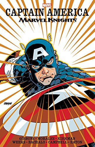 Dave Gibbons Captain America Marvel Knights Volume 2