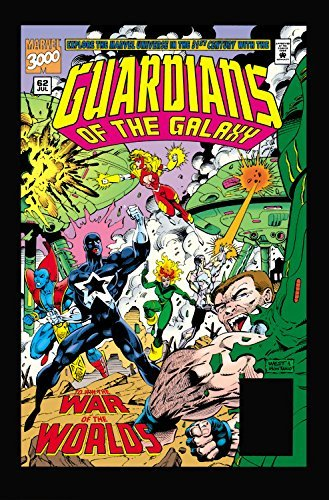 Michael Gallagher Guardians Of The Galaxy Classic In The Year 3000 Volume 3