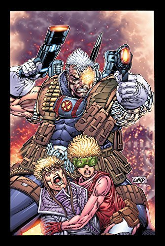 Rob Liefeld X Force Epic Collection Under The Gun