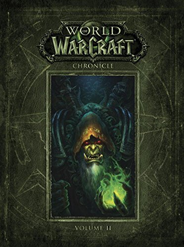 Blizzard Entertainment World Of Warcraft Chronicle Volume 2