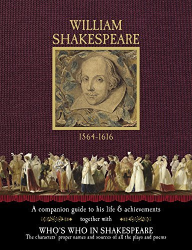 Shelter Harbor Press Shakespeare 1564 1616 A Companion Guide To His Life & Achievements