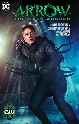 John Barrowman Arrow The Dark Archer