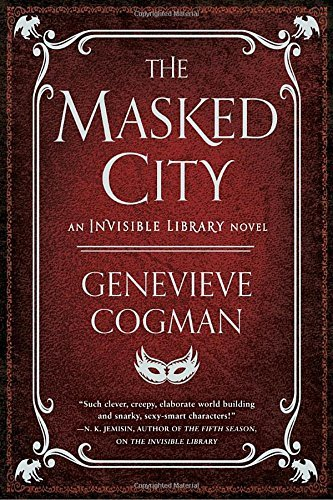 Genevieve Cogman The Masked City