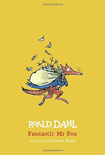 Roald Dahl Fantastic Mr. Fox