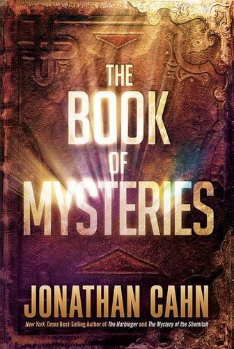 Jonathan Cahn The Book Of Mysteries