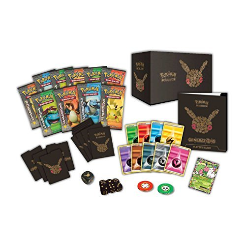 Pokemon Cards Generations Elite Trainer Box
