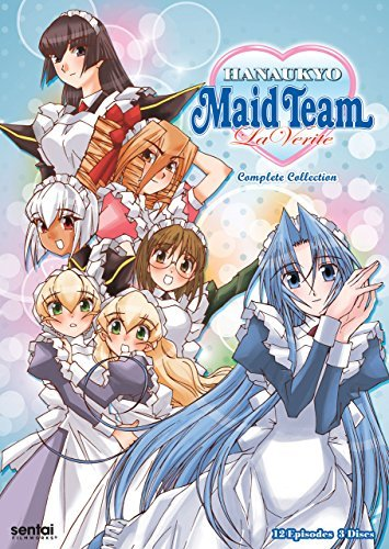 Hanaukyo Maid Team La Verite Hanaukyo Maid Team La Verite