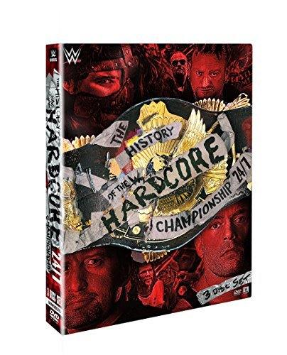 Wwe History Of The Wwe Hardcore Championship 24 7 DVD