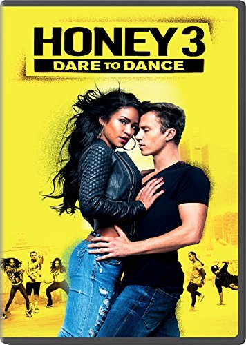 Honey 3 Dare To Dance Ventura Kaplan DVD Pg13