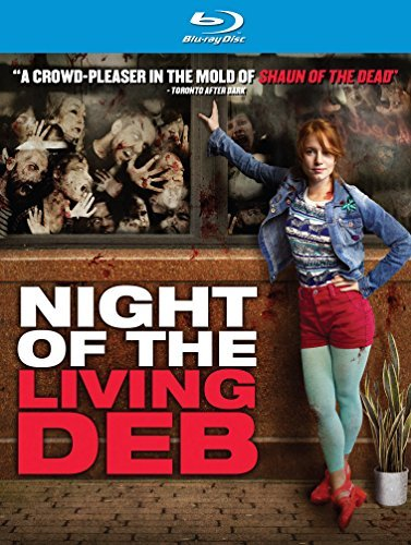 Night Of The Living Deb Night Of The Living Deb Blu Ray Nr