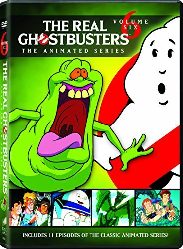 Real Ghostbusters Volume 6 DVD