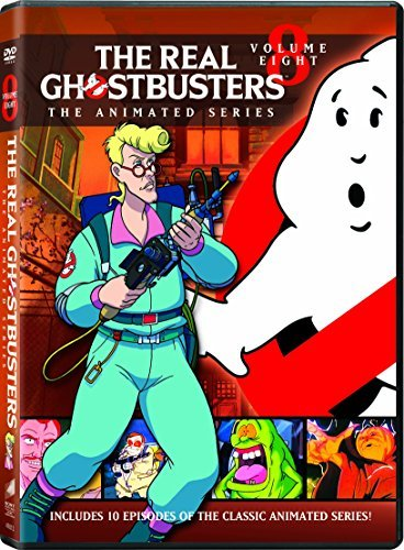 Real Ghostbusters Volume 8 DVD