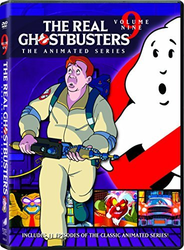 Real Ghostbusters Volume 9 DVD
