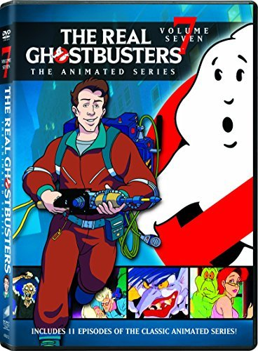 Real Ghostbusters Volume 7 DVD