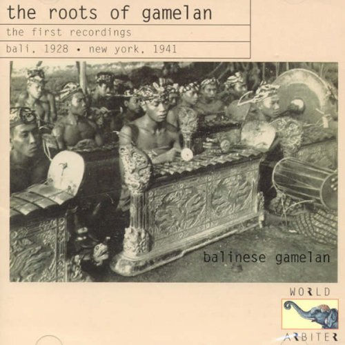 Roots Of Gamelan Bali Roots Of Gamelan Bali