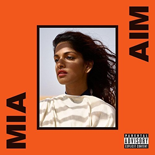 Mia ( M.I.A. ) Aim Explicit Version