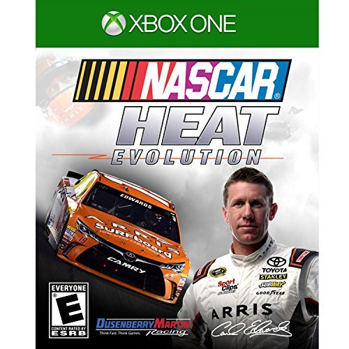 Xbox One Nascar Heat Evolution