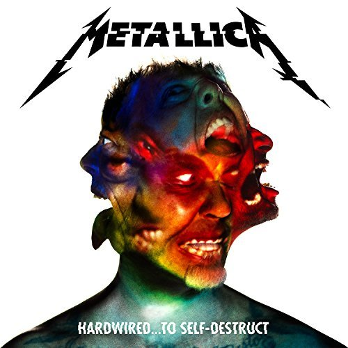 Metallica Hardwired To Self Destruct Deluxe Edition
