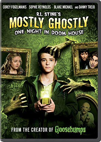 Stine's Mostly Ghostly One Night In Doom House DVD