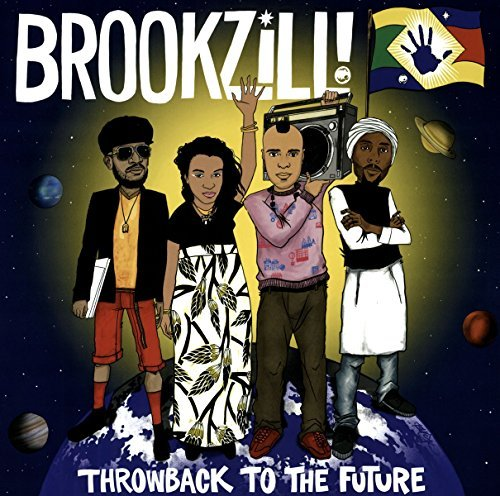 Brookzill! Throwback To The Future