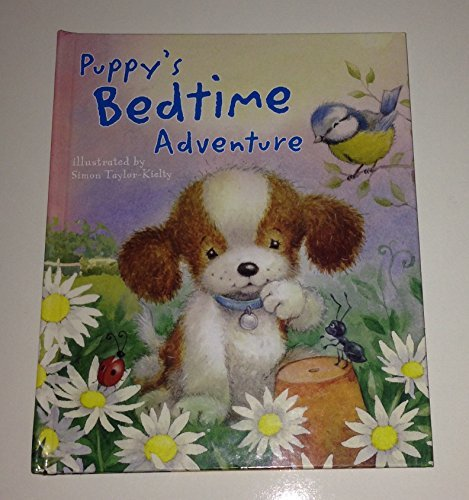 Simon Taylor Kiwelty Puppy's Bedtime Adventujre