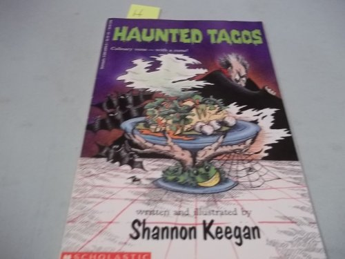 Shannon Keegan Haunted Tacos Culinary Verse With A Curse