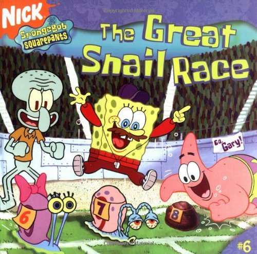 Kim Ostrow The Great Snail Race Spongebob Squarepants