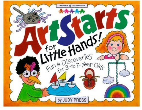 Judy Press Art Starts For Little Hands!