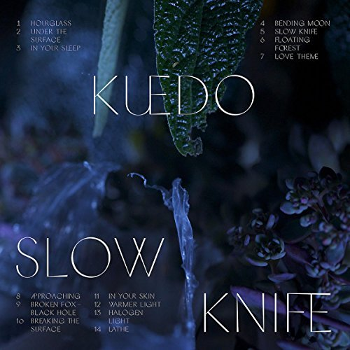 Kuedo Slow Knife 2lp Gatefold