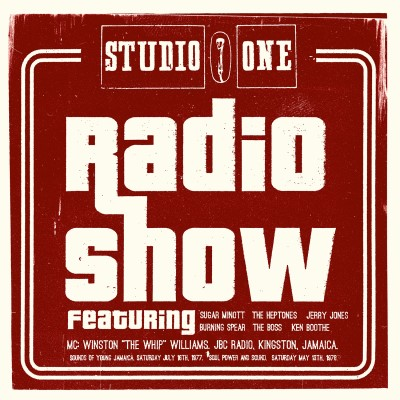 Studio One Radio Show (ltd Ed Silkscreen) Studio One Radio Show (ltd Ed Silkscreen) Screen Printed Jacket