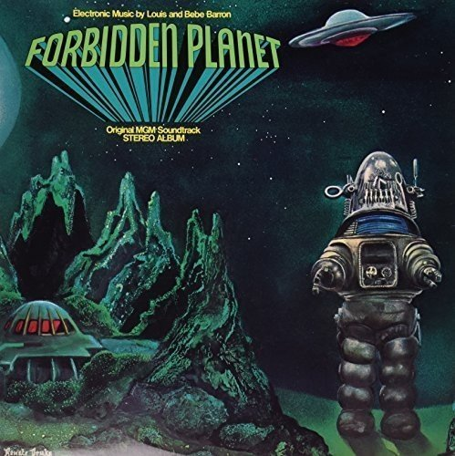 Forbidden Planet O.S.T. Forbidden Planet O.S.T.