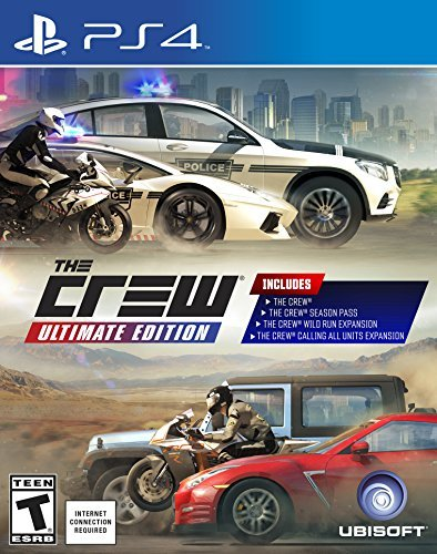 Ps4 Crew Ultimate Edition