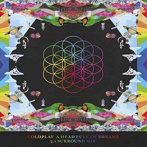 Coldplay A Head Full Of Dreams 5.1 Surround Mix W Digital Download