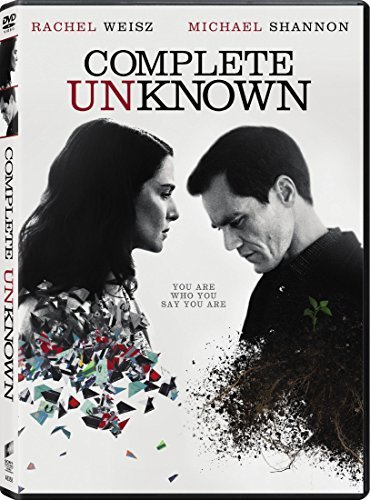 Complete Unknown Weisz Shannon DVD R
