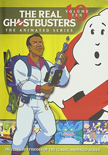 Real Ghostbusters Volume 10 DVD