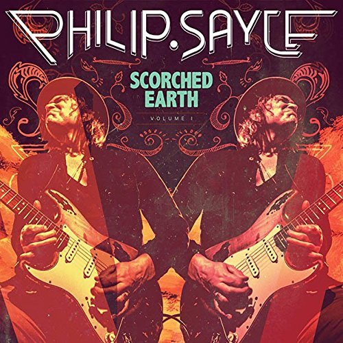 Philip Sayce Scorched Earth (vol 1) Import Can