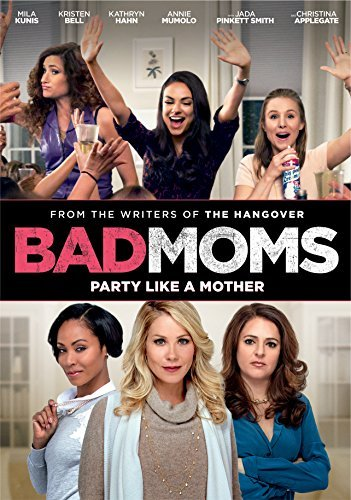 Bad Moms Kunis Bell DVD R