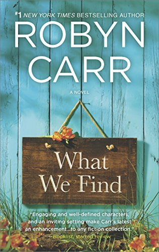 Robyn Carr What We Find