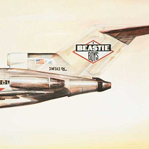 Beastie Boys Licensed To Ill Import Gbr