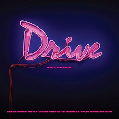 Drive Soundtrack (neon Pink Vinyl) Cliff Martinez 2lp