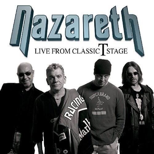 Nazareth Live From Classic T Stage Import Gbr