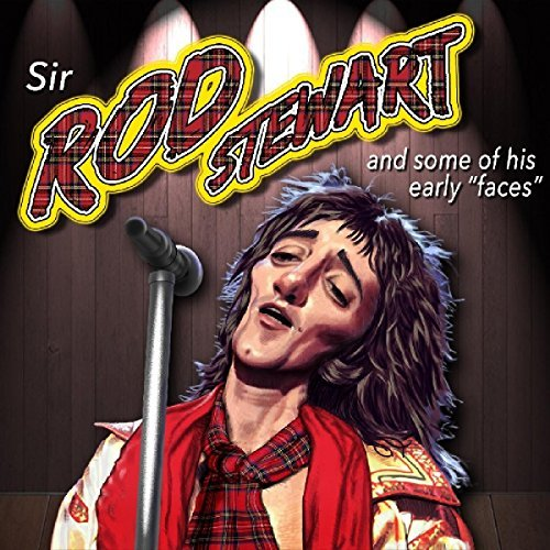 Rod Stewart Sir Rod Stewart & Some Of His Import Gbr 2cd