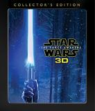 Star Wars Force Awakens Ridley Boyega Isaac 3d Blu Ray DVD Dc Pg13